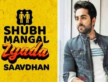 Ayushmann Khurrana and Shubh Mangal Zyada Saavdhan team off to Varansi for shoot!