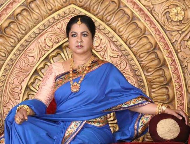 Viji Chandrasekhar to act in Chandrakumari to replace Radikaa Sarathkumar official