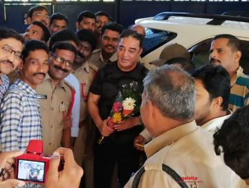 Kamal Haasan  and Indian 2 team to shoot in Rajahmundry Central Jail!