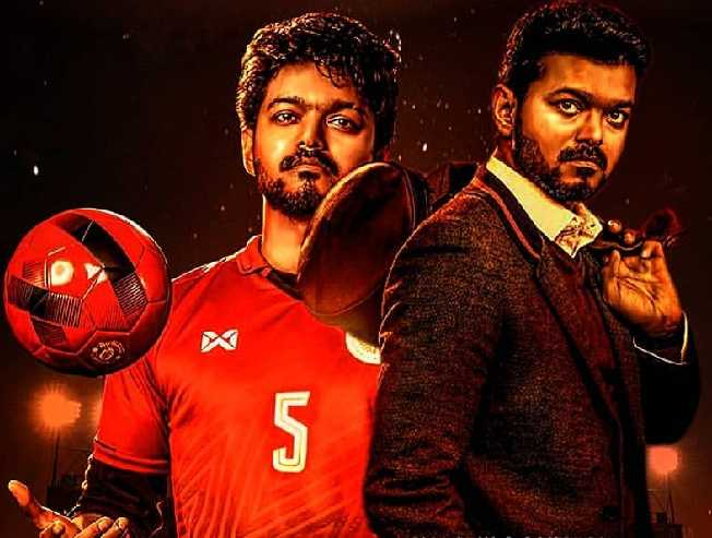 Shocking: New Song from Thalapathy Vijay's Bigil leaked