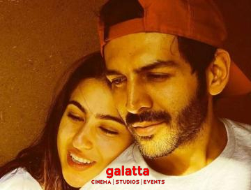 Sara Ali Khan and Kartick Aaryan's leaked video from Aaj Kal is creating a storm on the Internet!