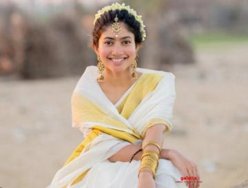 Sai Pallavi's look from Virata Parvam leaked! Watch video