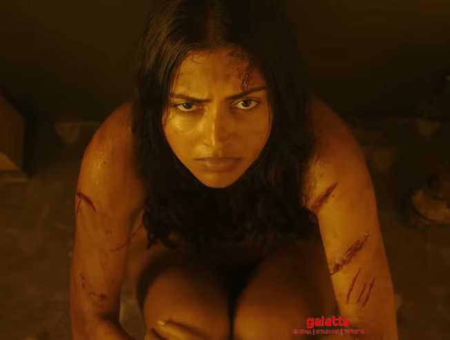 Amala Paul Aadai Nee Vaanavilla Video Song - Tamil Movie Cinema News