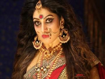 kutty radhika comeback film horror thriller damayanti - Tamil Movie Cinema News