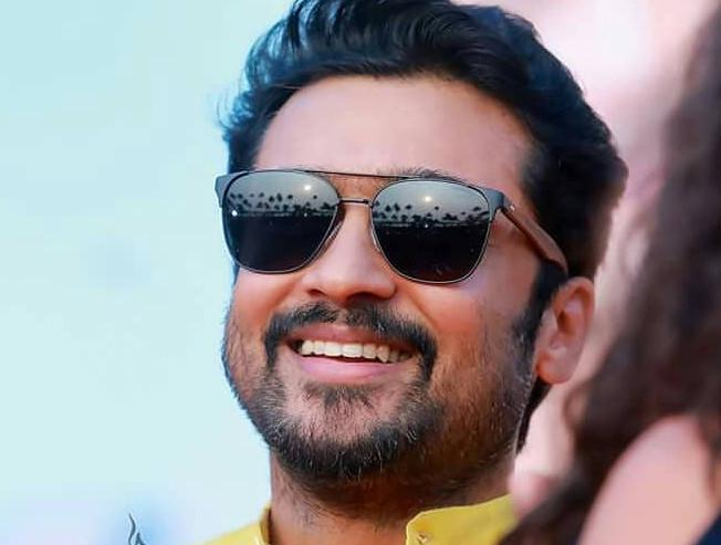 Suriya 38 to have one song crooned by Super Singer Chinna Machan fame Senthil Ganesh  - Tamil Movie Cinema News