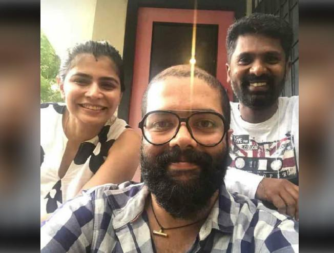 Chinmayi gets an unconditional support from 96 sensation!