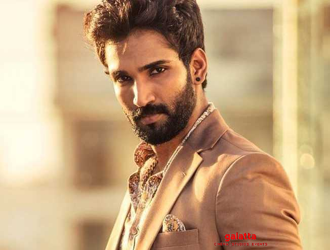 Aadhi's sports film crosses half way - official update!