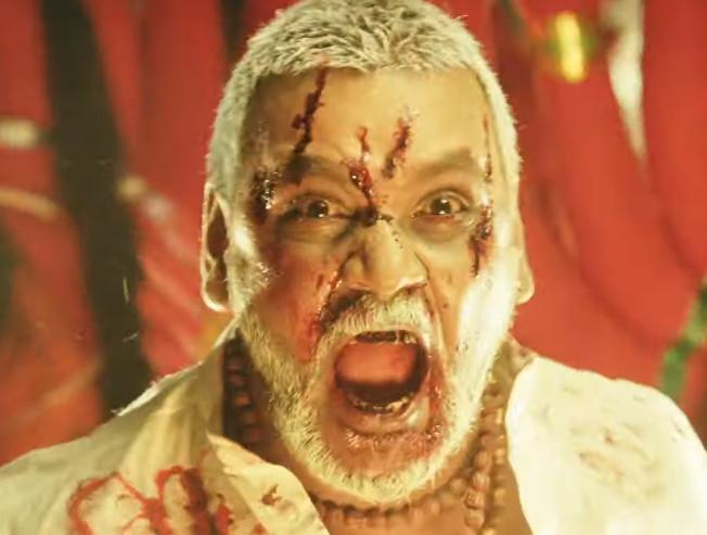 Kanchana 3 New promo teaser released by Sun Pictures Raghava Lawrence Oviya