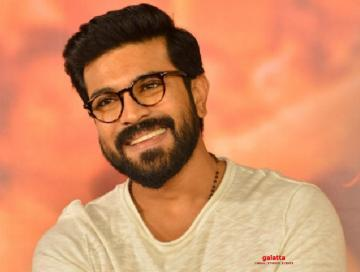 Here's when Ram Charan will re-join the sets of RRR!