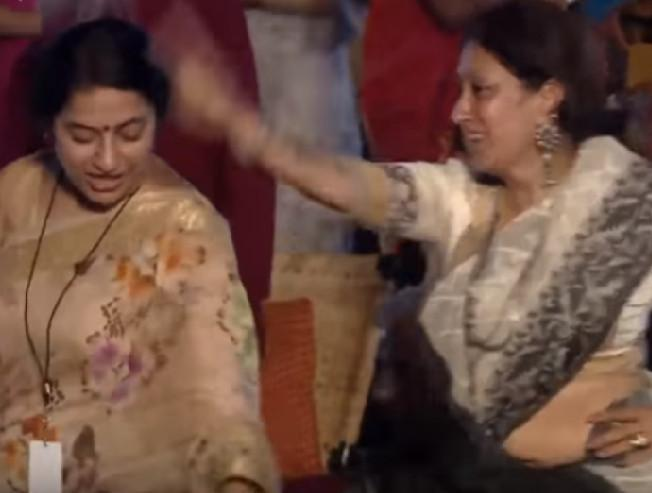 Suhasini Mani Ratnam Kajal Aggarwal and Tamannaah viral dance video at Mahashivaratri night - Tamil Movie Cinema News