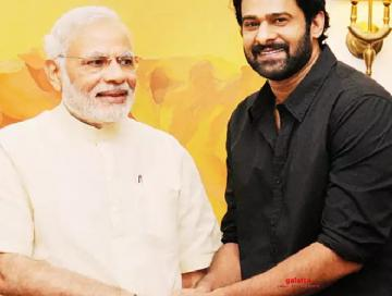 Sanjay Leela Bhansali's next to be about PM Modi, first look to be unveiled today by Prabhas!