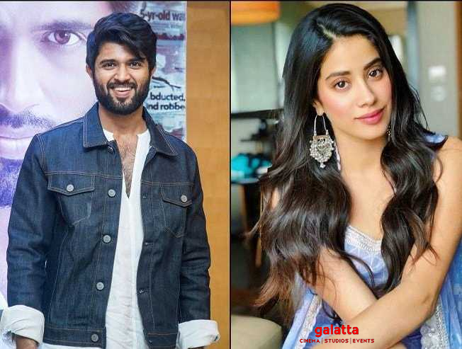 Buzz: Janhvi Kapoor to romance Vijay Deverakonda in her Telugu debut?