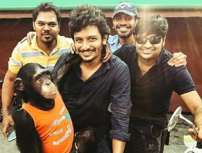 Jiiva Shalini Pandey starrer Gorilla directed by Don Sandy to release on May 17 - Tamil Movie Cinema News