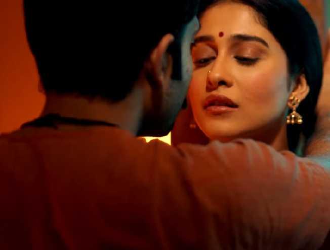 Seven 7 Tamil Telugu film romantic promo teaser ft Regina Cassandra