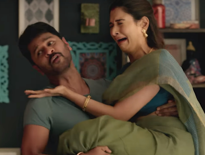 Prabhu Deva Tamannaah starrer Devi 2 official trailer Vijay Kovai Sarala