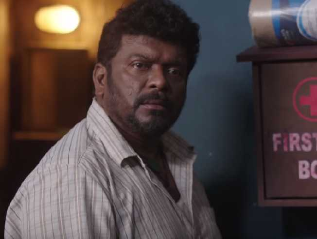 Parthiban's Oththa Seruppu - new promo video