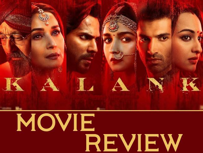 Kalank Movie Review | Sanjay Dutt | Varun Dhawan | Alia Bhatt