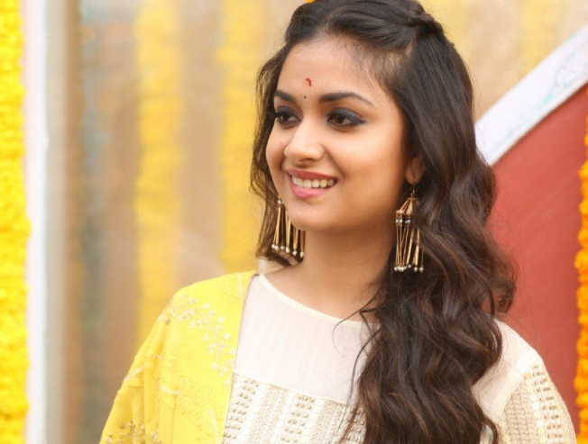 Keerthy 21 with director Nagesh Kukunoor titled as Sakhi