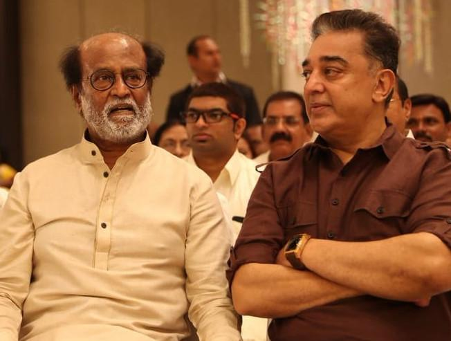 Vishal says Kamal Haasan and Rajinikanth can contest together in 2019 Lok Sabha elections Udhayanidhi responds