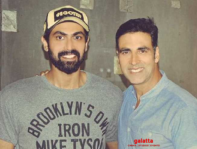 Rana Daggubati to be seen as a villain once again in Akshay Kumar's Housefull 4!