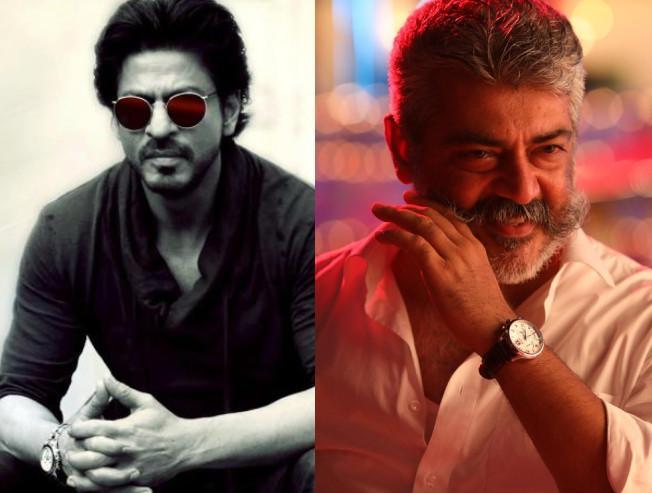 Ajith Viswasam Hindi remake idea pitched to Shah Rukh Khan by Siva