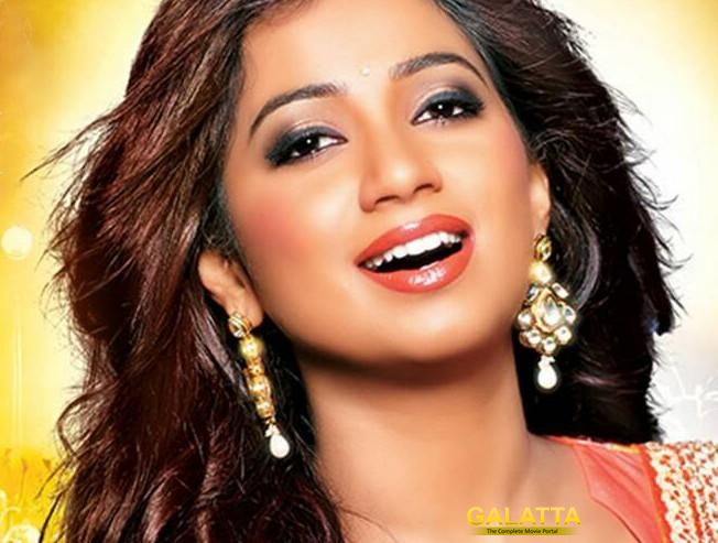 Another Melody Incoming from Shreya Ghoshal