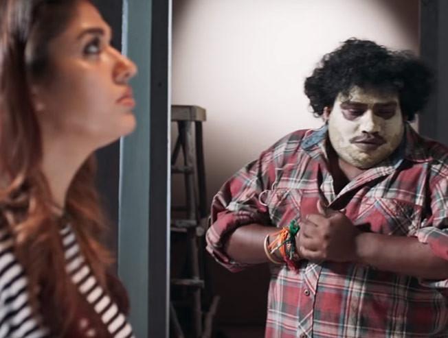 Airaa 2 minutes comedy scene | Nayanthara | Yogi Babu
