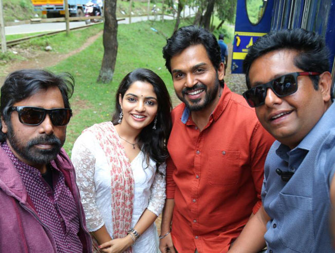 Nikhila Vimal joins Karthi and Jyotikas film directed by Jeethu Joseph