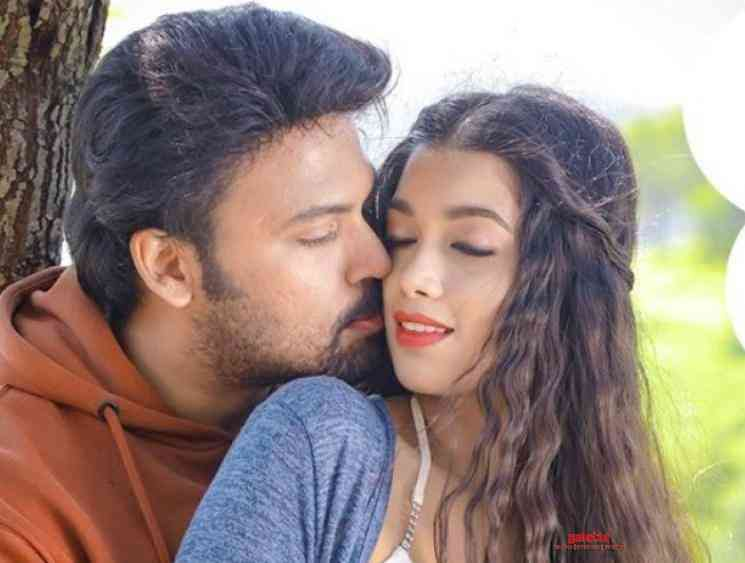 Ninnu Chusake song Valayam Telugu Movie Digangana Suryavanshi - Tamil Movie Cinema News