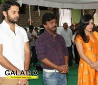 Nitin and Karunakaran' s film second schedule begins!
