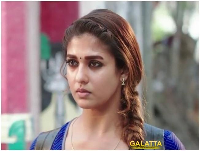 Vignesh ShivN Nayanthara Special Message After Kolamaavu Kokila Trailer Launch