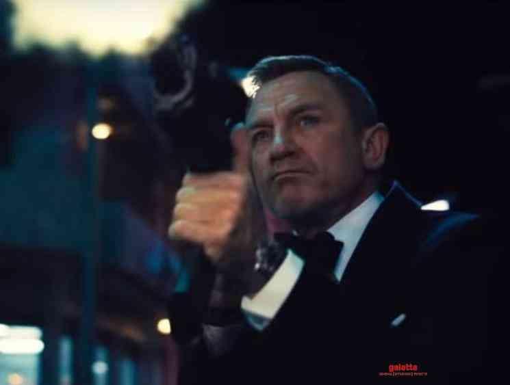No Time To Die NBA All Star Game TV Spot Daniel Craig James Bond - Tamil Movie Cinema News