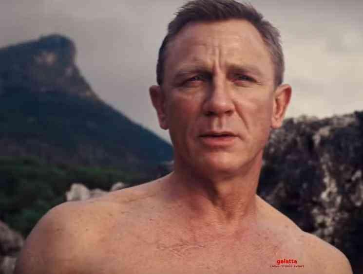 No Time To Die Theme Song Billie Eilish Daniel Craig James Bond - Tamil Movie Cinema News