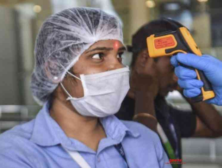 No coronavirus cases in 31 wards out of Chennai 200 in 3 days - Tamil Movie Cinema News