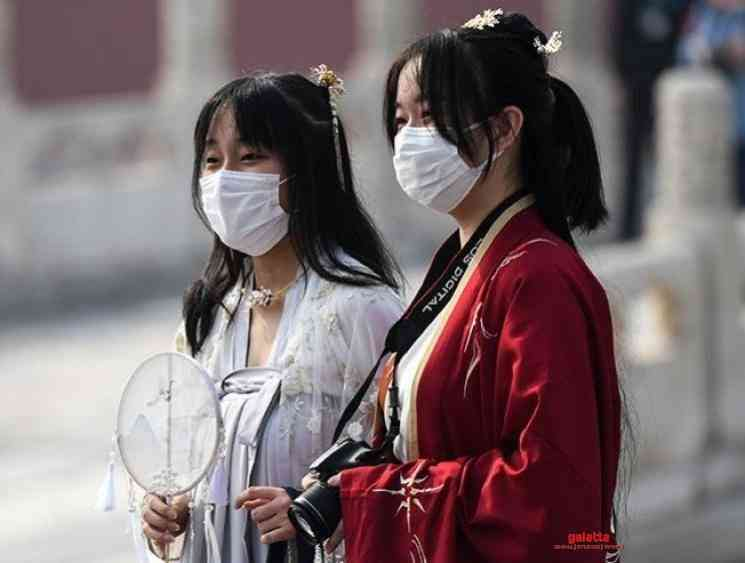 No coronavirus cases reported in China Wuhan for almost a month - Tamil Movie Cinema News