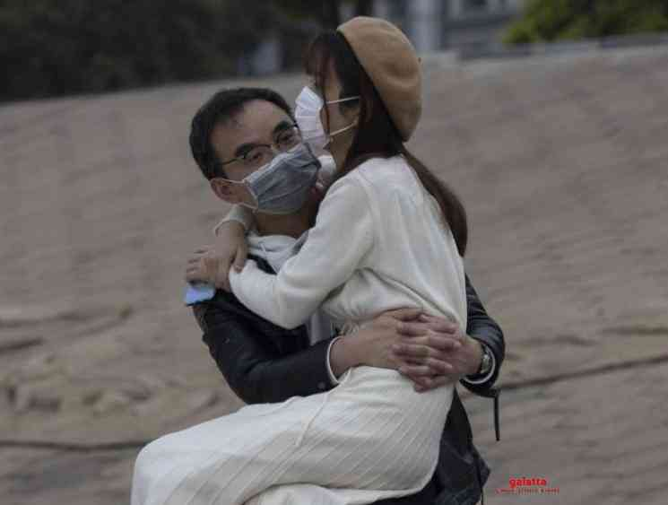 No new coronavirus cases in China for first time since January - Tamil Movie Cinema News