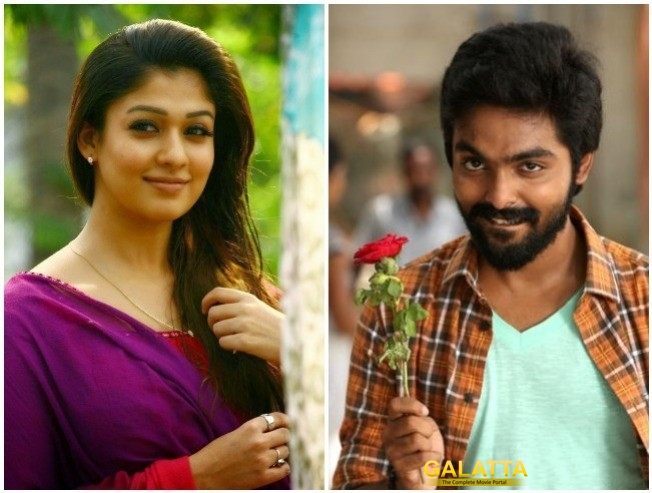 Lady Superstar Nayanthara As GV Prakash Heroine In AL Vijay Film