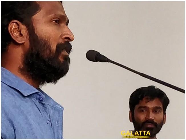 Dhanush Vetrimaaran Team Again For New Film After Vada Chennai