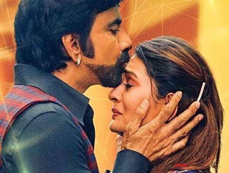 Disco Raja Nuvvu Naatho Video Song Ravi Teja Payal Rajput - Tamil Movie Cinema News