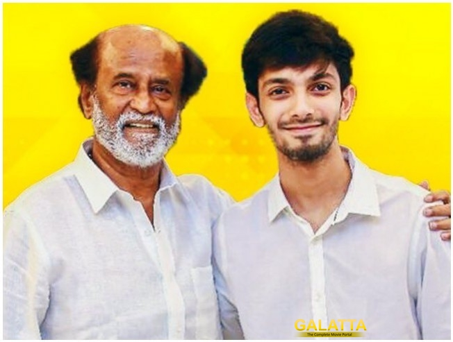Anirudh Ravichander To Score Music For Rajinikanth Karthik Subbaraj Film