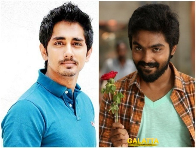 G. V. Prakash-Siddharth In Three Languages