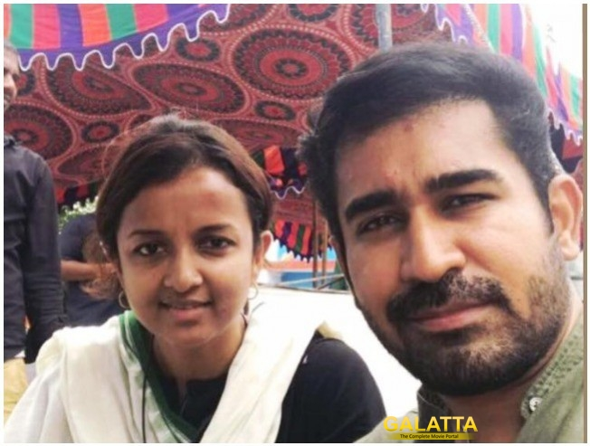 Here's Why Vijay Antony And Kiruthiga Udhayanidhi Had Creative Differences During Kaali