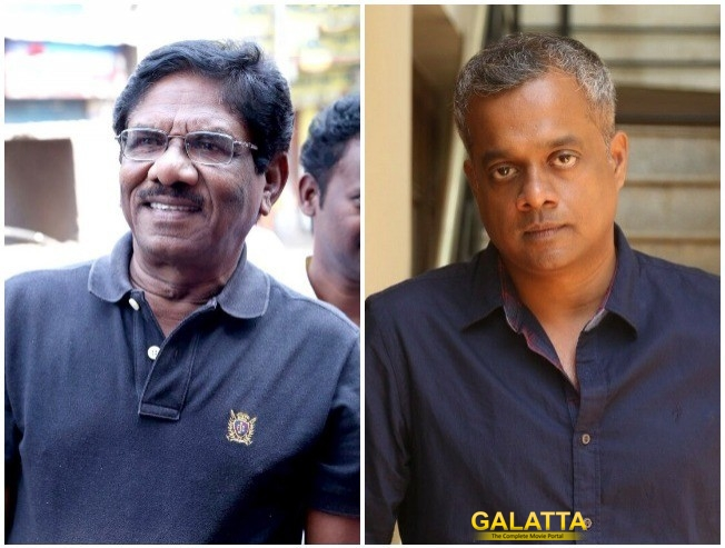 BREAKING: Bharathiraja Replaces Gautham Menon