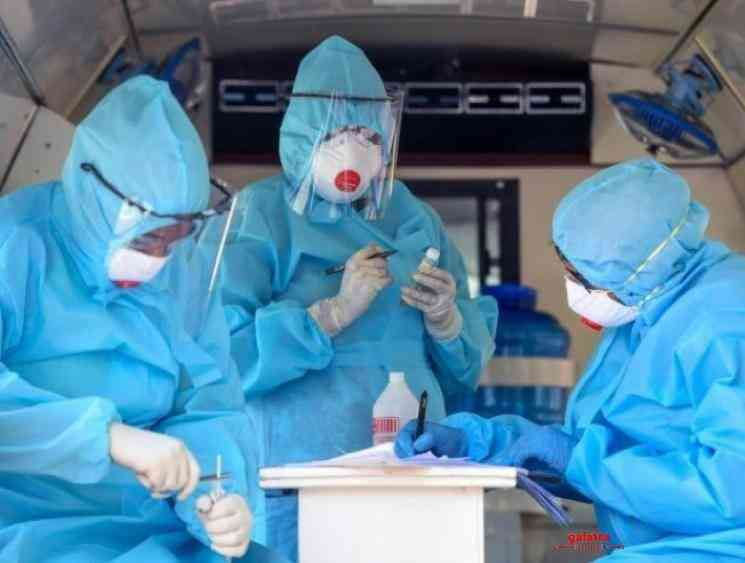 Over 25 lakh coronavirus tests conducted in India so far Centre - Tamil Movie Cinema News