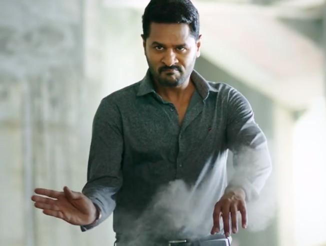 Telugu trailer of Prabhu Deva Krishna Manohar IPS directed by A C Mugil Chellappan