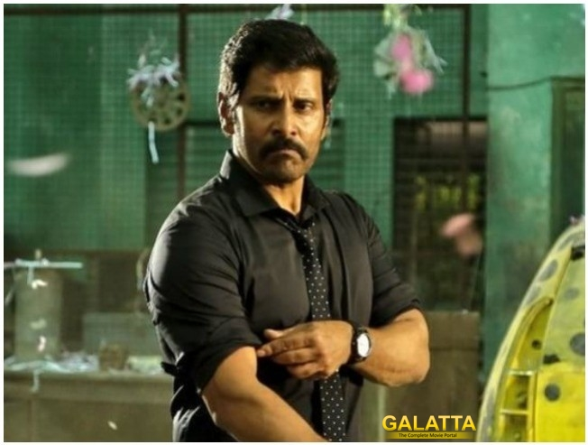 Devi Sri Prasad Plan To Likely Make Chiyaan Vikram Sing Song In Saamy Square