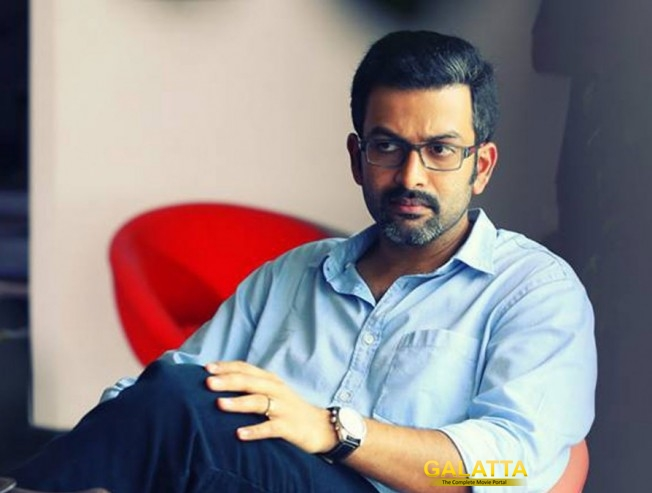 Prithviraj's 'Detroit Crossing'!
