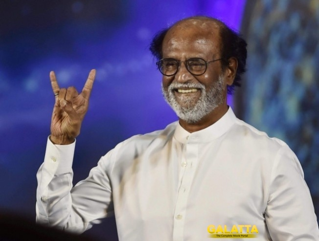 Rajinikanth Takes New Steps Forward In Social Media