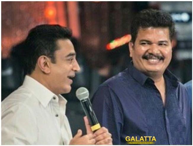 Kamal Haasan-Shankar's Indian 2 Adds Reputed Name?