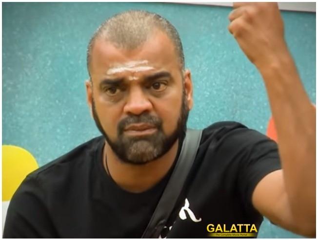 Bigg Boss Tamil Promo 10 September Balajie Vijayalakshmi Mumtaj Argument